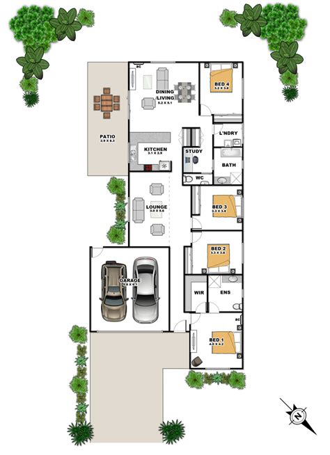 real floor plans real estate house marketing plan house design plans