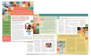 free newsletter templates for word 2007 microsoft word 2007 newsletter templates for