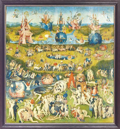 Der Garten Hieronymus Bosch der garten der l 252 ste hieronymus bosch 1450 1516