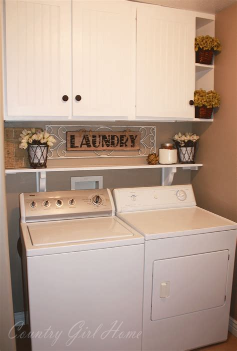 laundry room shelves and storage country home laundry room shelf