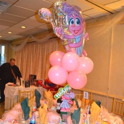 abby cadabby centerpieces 17 best images about sesame on balloon