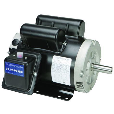 Electric Motor Horsepower by 2 Hp Compressor Duty Motor