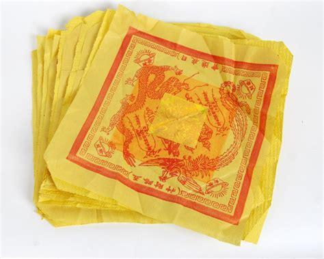 joss paper origami joss paper ingot feng shui origami craft 30 sheet