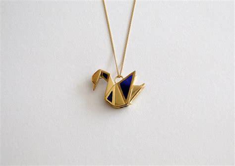 jewelry origami origami jewellery by arnaud la76 design