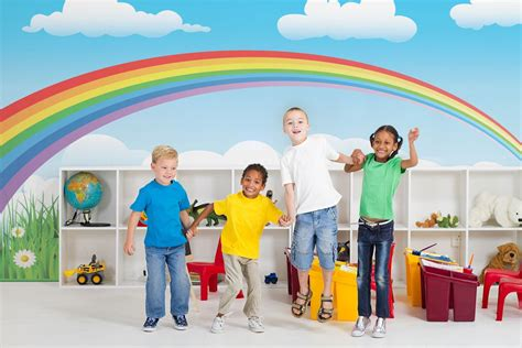 wall murals for schools wall mural ideas for businesses retail decor ideas