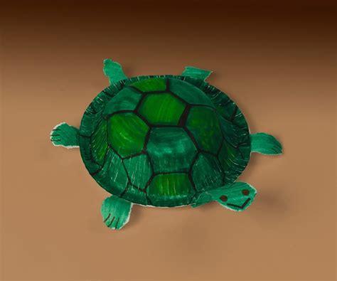 paper turtle craft poke turtles craft crayola