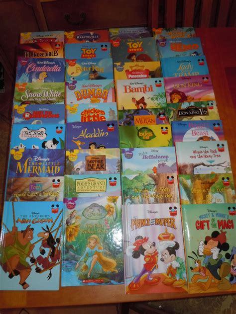 disney picture books collection 36 hc books disney wonderful world of reading