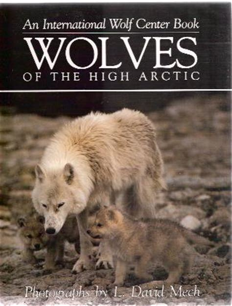 wolves picture book wxicof canid books