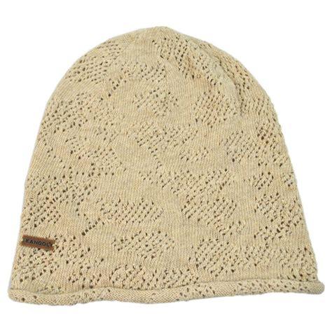 comfort knit kangol comfort knit pull on beanie hat beanies