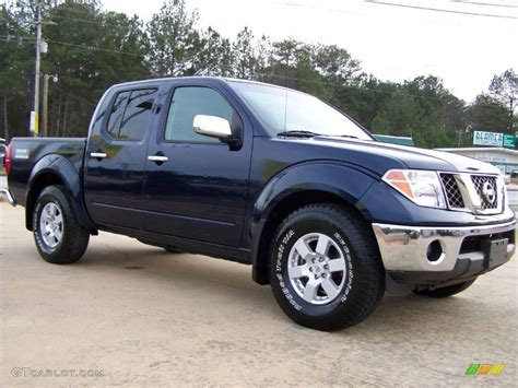 Nissan Frontier 2007 by 2007 Majestic Blue Nissan Frontier Nismo Crew Cab