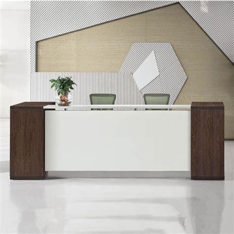 modern reception desk design excellent quality reception desk modern wood hospital