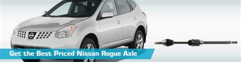 nissan rogue axle drive axles a1 cardone