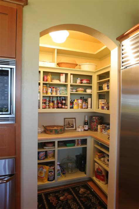pantry ideas for small kitchen small kitchen open pantry must for all downsized kitchens interior exterior ideas