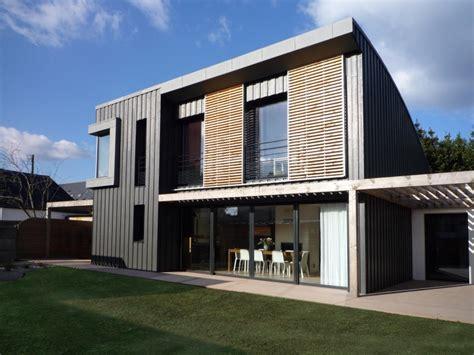 maison bioclimatique 224 vannes atelier riguidel architectes etel morbihan
