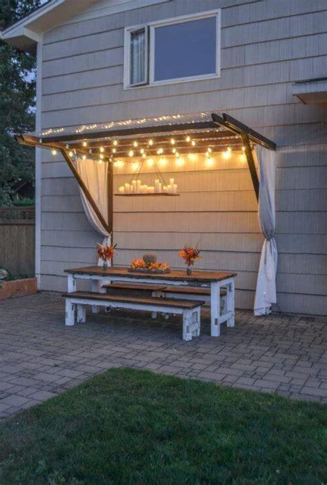 diy outdoor decor backyard projects 15 amazing diy outdoor decor ideas