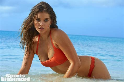 sports illustrated barbara palvin in sports illustrated swimsuit 2016 issue