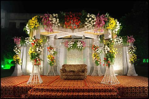 decorations photos best wedding stage decoration idea for indian weddings