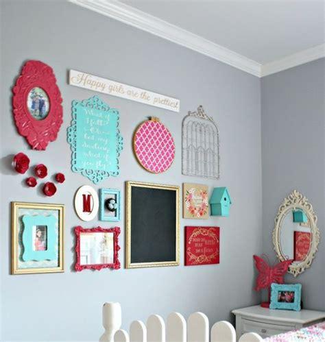 ideas para decorar paredes ideas para decorar paredes con marcos y cuadros de colores