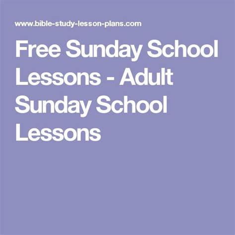 sunday school lessons and crafts for 25 best ideas about sunday school lessons on