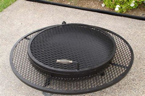 grill for pit grill grate for pit pit design ideas