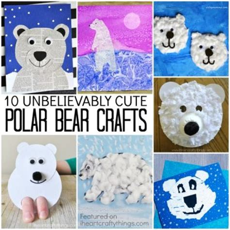 winter animal crafts for i crafty things