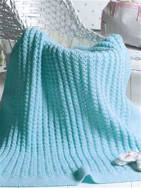 knitting blanket pattern knitting textured bundle of