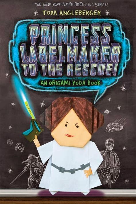origami yoda series in order book review review princess labelmaker to the rescue