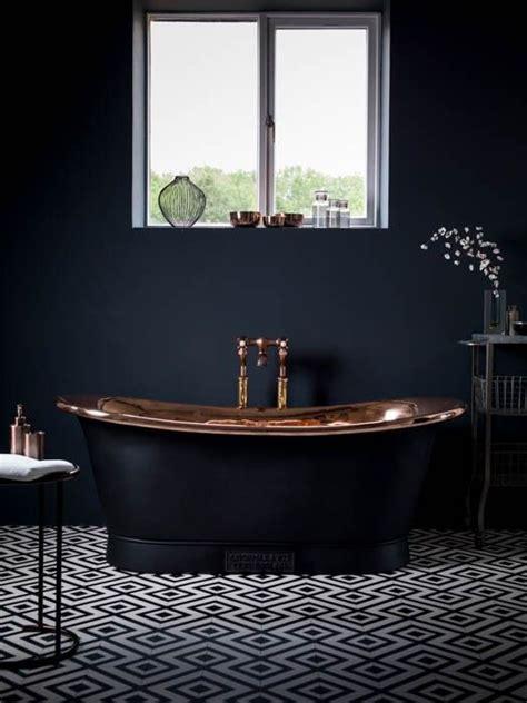 black and blue bathroom ideas best 25 black bathrooms ideas on black powder