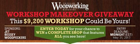 popular woodworking sweepstakes sweepstakeslovers daily popular woodworking shoe