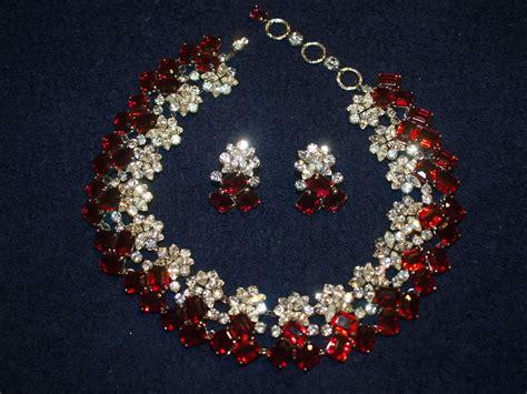 jewelry for vintage christian rhinestone jewelry bernie s