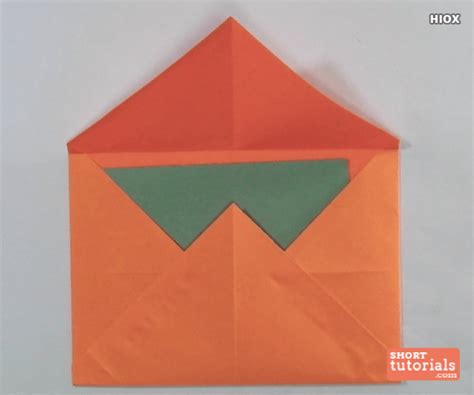 how to make an origami envelope step by step step by step origami envelope comot