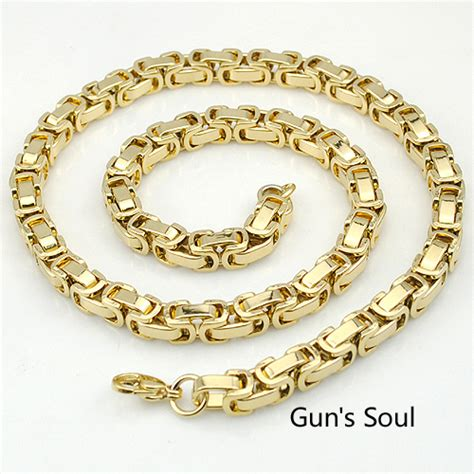 jewelry gold chain popular thick gold chain necklace buy cheap thick gold