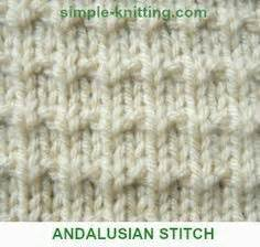 easy knit stitches best 25 knit stitches ideas on knitting