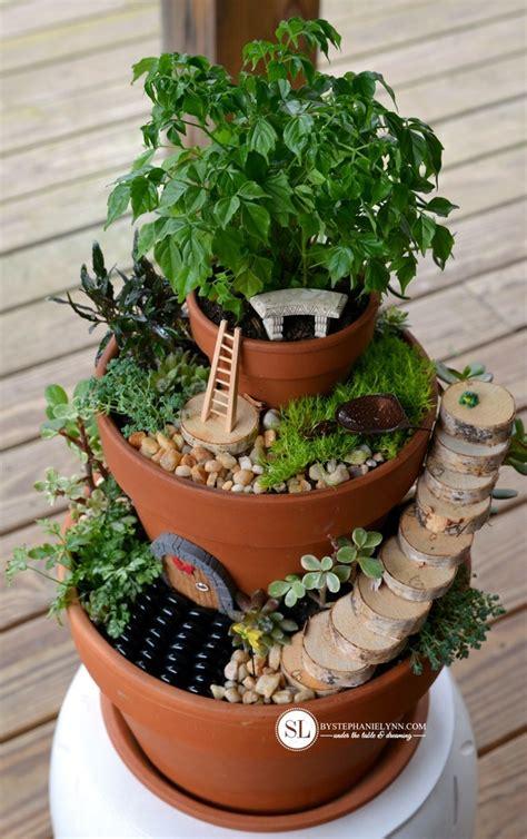garden flower pots flower pot miniature gardens