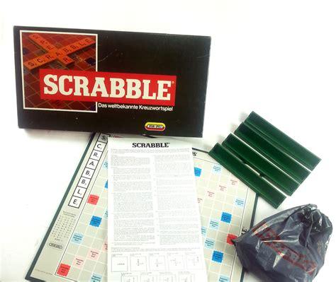 ad scrabble word vintage complete spear spiele german quot scrabble quot tile