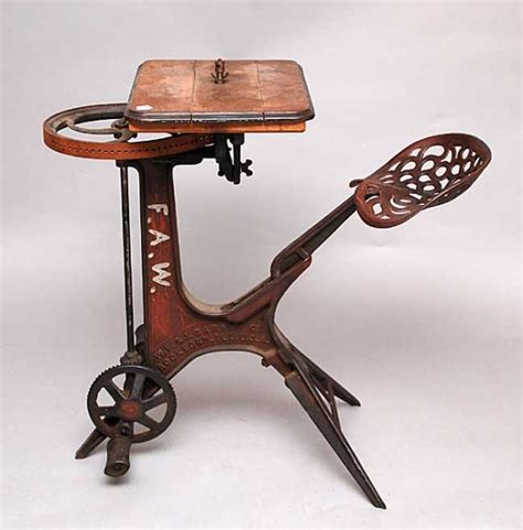 american woodworking machinery 94 antique american woodworking peddle machine jigsaw