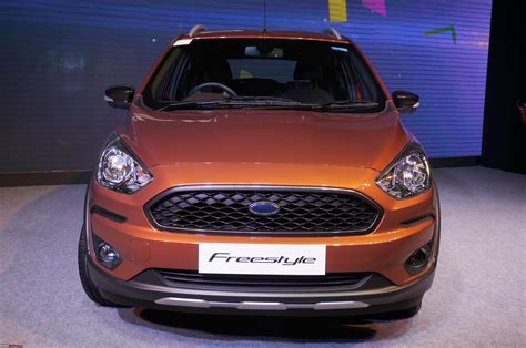 Ford Freestyle by A Look The Ford Freestyle Team Bhp