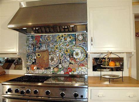 kitchen backsplash mosaic tile designs 16 wonderful mosaic kitchen backsplashes