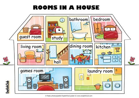 what to do with room in house tefl posters tefl net