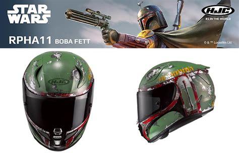 Motorradhelm Star Wars by Hjc Star Wars Motorcycle Helmets Announcement For 2017