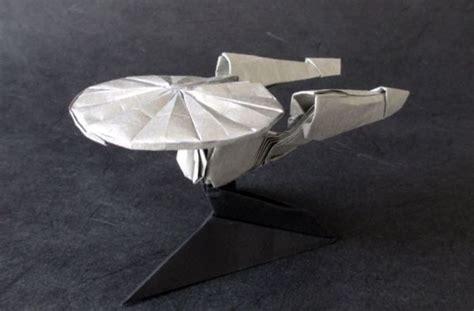 origami trek cahoonas s pop culture origami neatorama