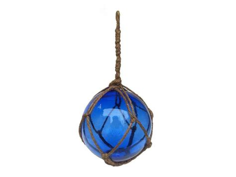 blue ornament balls buy blue japanese glass fishing float decoration