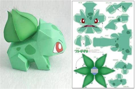 how to make origami bulbasaur photo bulbasaur paper by ten paper via papermau 02