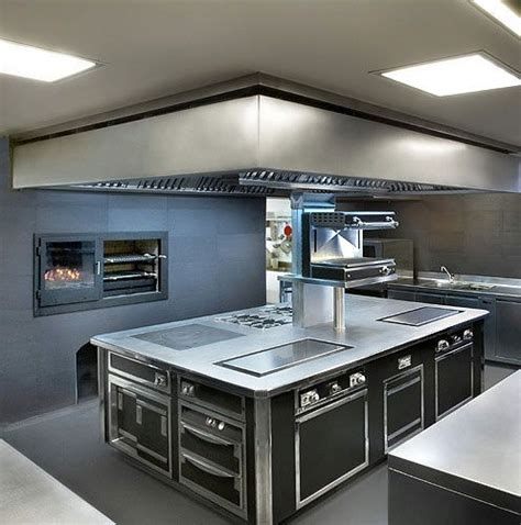 kitchen design for restaurant 17 best ideas about restaurant kitchen design on
