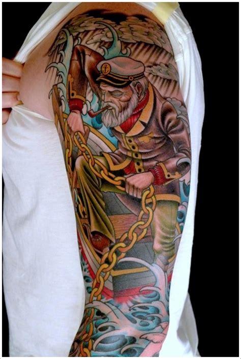 unique nautical tattoo designs for you 10