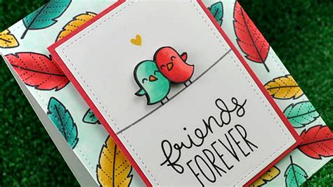 how to make greeting cards for friendship day how to make a friendship card