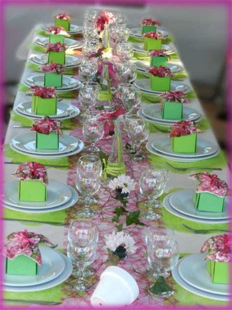 d 233 co 233 v 232 nement d 233 coration de table anniversaire adulte garden jardins et tables