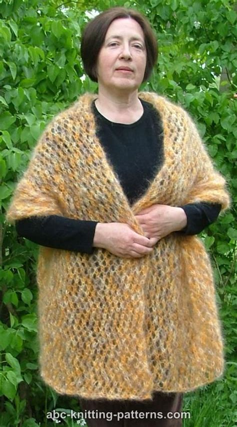 free knitting patterns for mohair yarn mohair scarf patterns patterns gallery