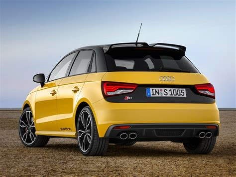 New Audi Quattro by New Audi S1 Quattro Shows Its Sharp Looks In Set Of