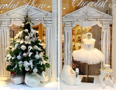 vitrines chocolat show
